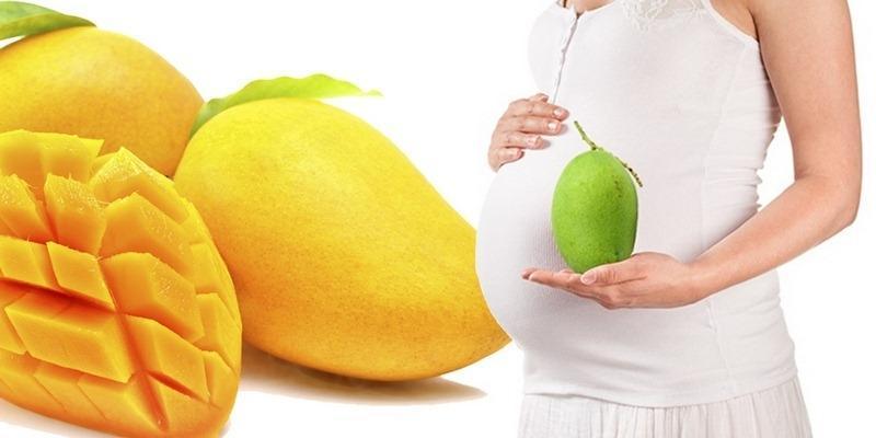 Giá trị dinh dưỡng mà xoài mang lại cho phụ nữ mang thai